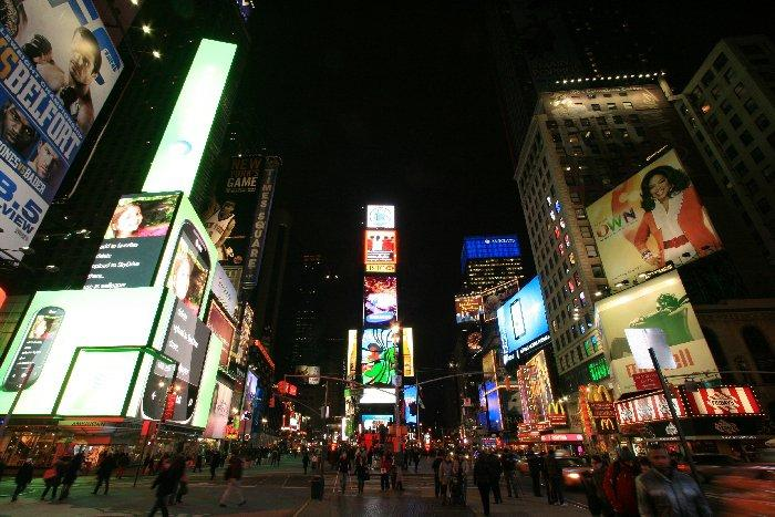Time Square, Manhattan, New York City