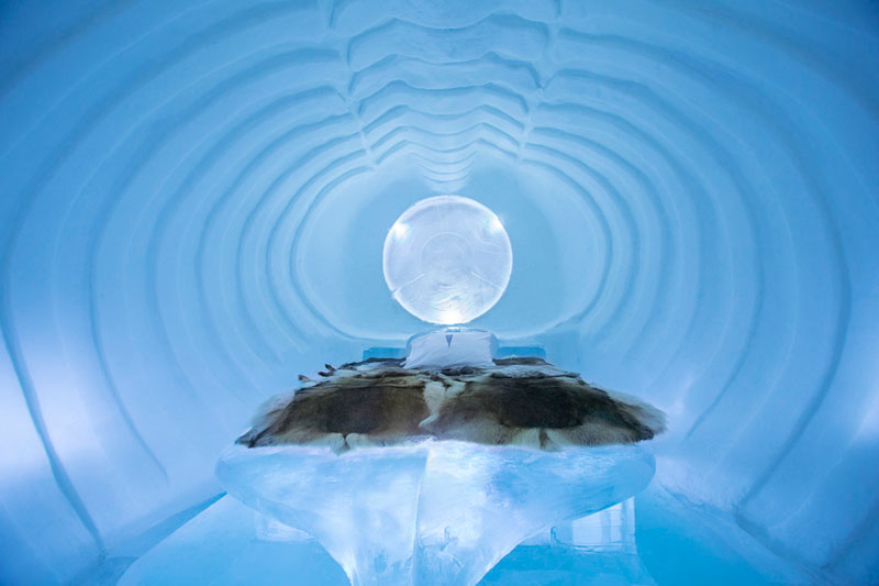 Icehotel Lappland