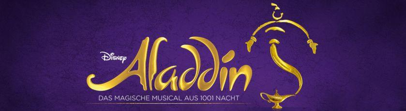 Disneys Aladdin – Das Musical in Hamburg