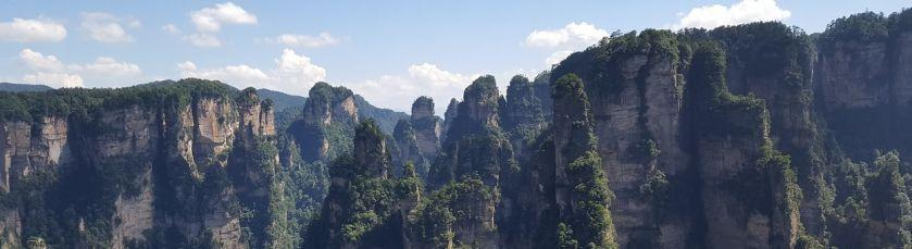 Amazing World - Zhangjiajie National Forest Park
